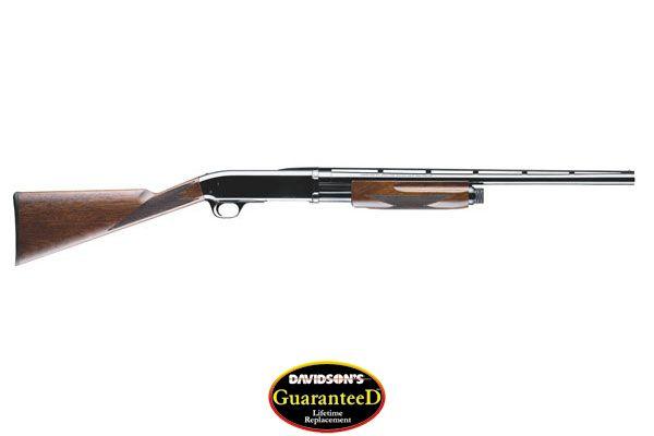 Browning Model BPS Shotgun Pump Action 16 Gauge High Gloss Blued Finish