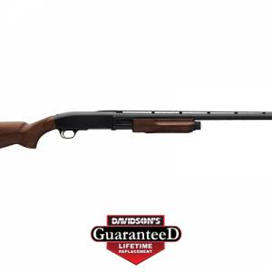 Browning Model BPS Shotgun Pump Action 12 Gauge Matte Blue