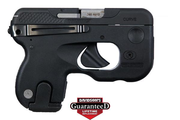 Taurus Model 180CRV Pistol Double Action Only 380 Blue