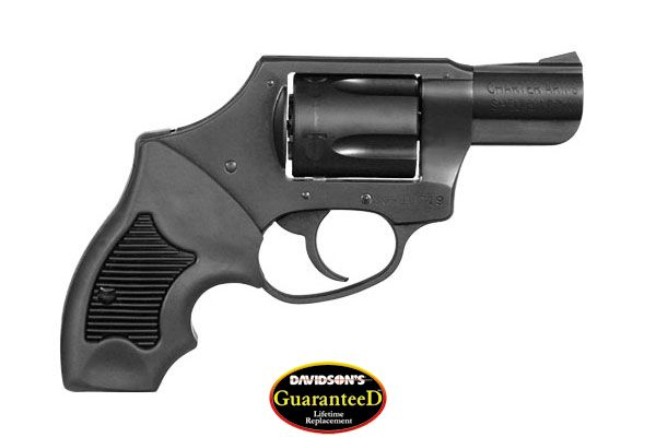 Charter Arms Model Undercover Revolver Double Action Only 38SP Black Passivate Coating