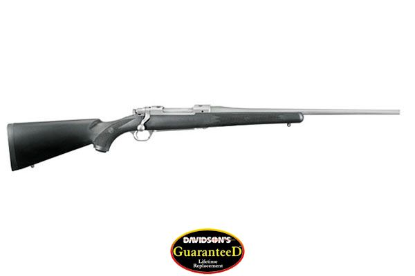 Ruger Model M77 Hawkeye RifleBolt Action 204RUG Hawkeye Matte Stainless Steel
