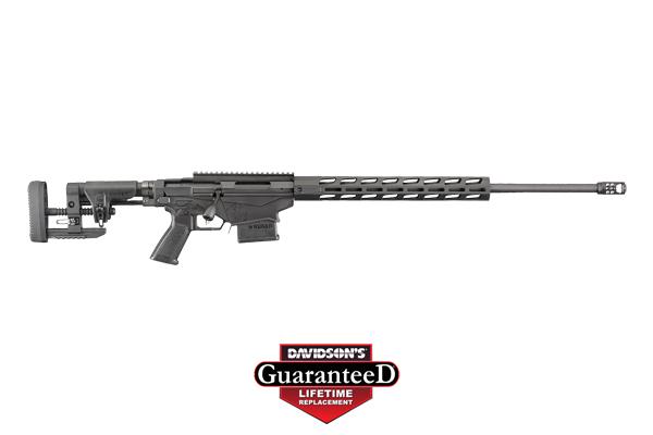 Ruger Model Precision Rifle Bolt Action 6.5 Creedmoor Black Matte
