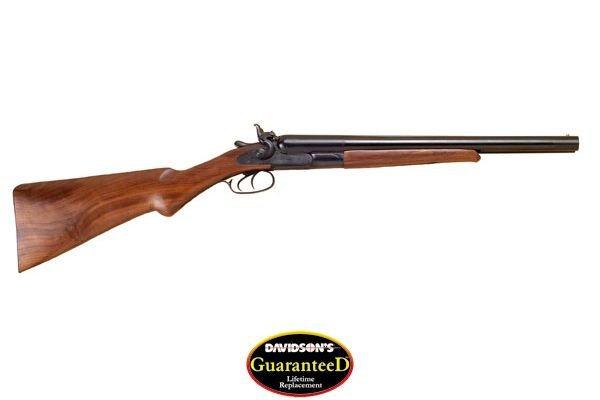 Cimarron Model 1878 Coach Gun Shotgun Side By Side 12 Gauge Blue/ Standard Finish