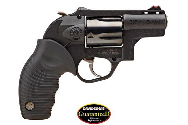 Taurus Model 605 Revolver Double Action 357 Blue