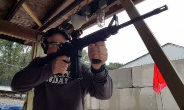 Sunday Gunday – Ruger AR15