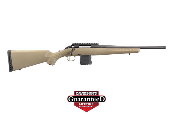 Ruger Model American Rifle Bolt Action 5.56 NATO|223 Black Matte