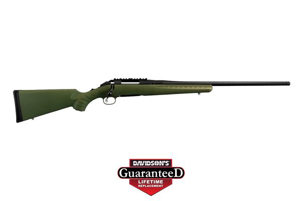 Ruger Model American Rifle Bolt Action 204RUG Black Matte