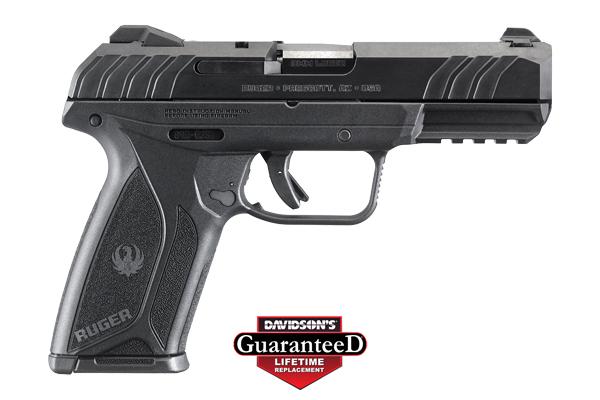 Ruger Model Security Pistol Semi-Auto 9MM Blue