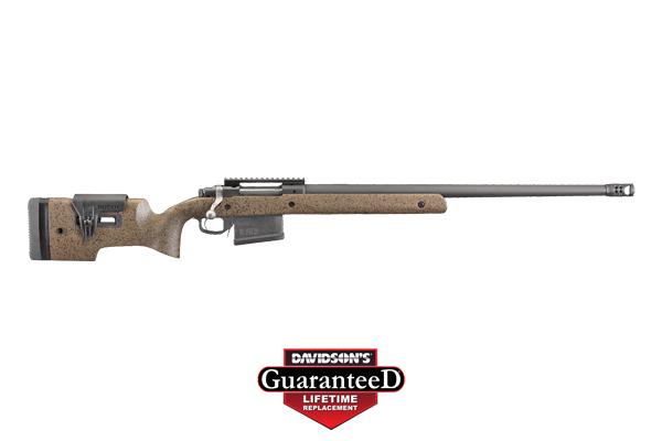 Ruger Model Hawkeye Rifle Bolt Action 300 Matte Black