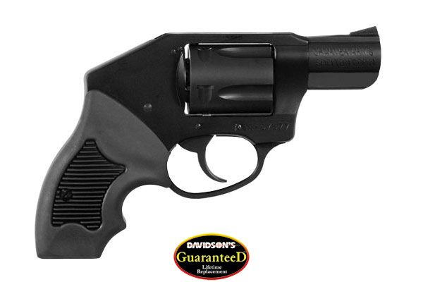 Charter Arms Model Off Duty Revolver Double Action Only 38SP Black