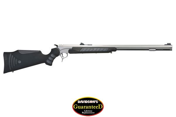 Thompson/Center Model Pro Hunter Rifle Muzzleloader 50 Blkpwdr Carbon Steel with Weather Shield Metal Finish