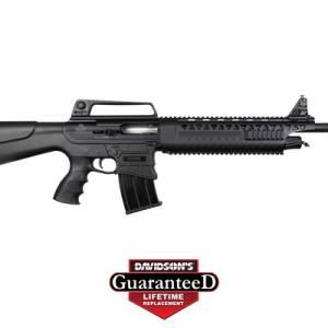 Armscor Model Shotgun Shotgun Semi-Auto 12 Gauge Black Chrome
