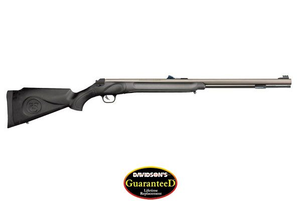 Thompson/Center Model Impact Rifle Muzzleloader 50 Blkpwdr Carbon Steel with Weather Shield Metal Finish