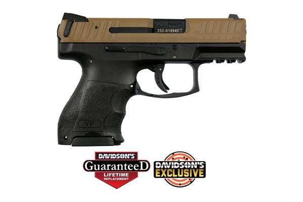 Heckler & Koch Model VP9 Pistol Semi-Auto 9MM Blue|AI Dark Earth Slide