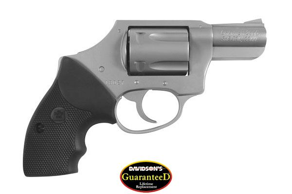 Charter Arms Model Undercover Revolver Double Action Only 38SP Stainless Steel