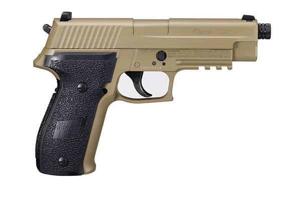 Sig Sauer Model P226 Pistol Air Gun 177 Flat Dark Earth
