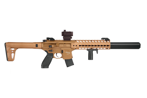 Sig Sauer Model MCX Rifle Air Gun 177 Flat Dark Earth