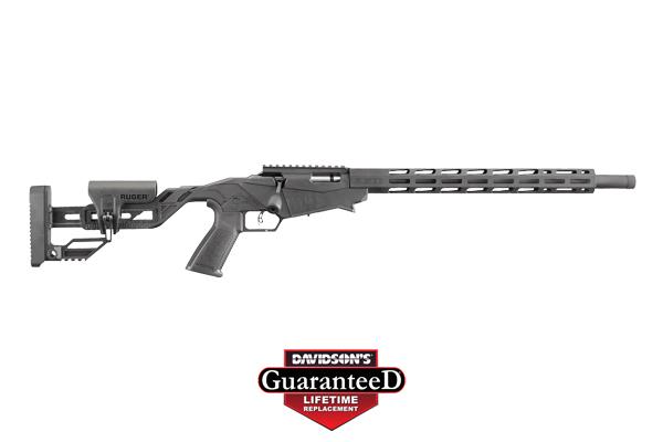 Ruger Model Precision Rifle Bolt Action 22LR Black Matte