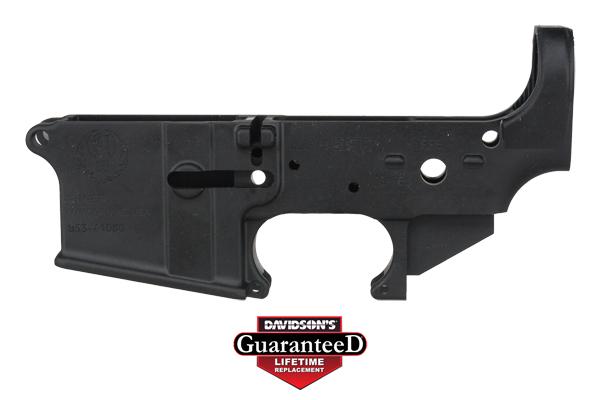 Ruger Model AR-556 AR Lower Receiver Only 5.56 NATO|223 Black