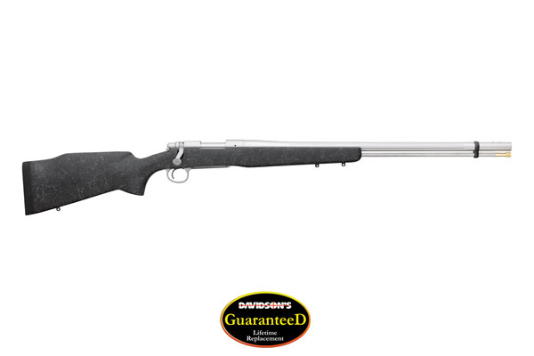 Remington Model 700 Rifle Muzzleloader 50 Blkpwdr Stainless Steel