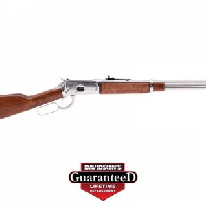 BrazTech Model R92 Rifle Lever Action 357 Stainless Steel