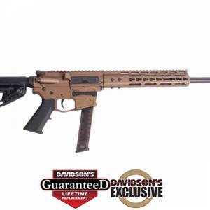 American Tactical Imports Model Mil-Sport Rifle Semi-Auto 9MM Burnt Bronze