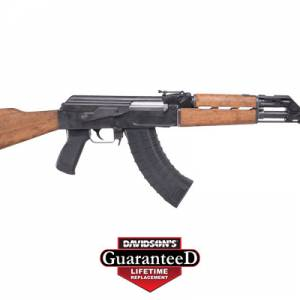 American Tactical Imports Model AT-47 AK-47 Type Rifle Semi-Auto 7.62X39 Black