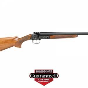 American Tactical Imports Model Road Agent Shotgun Side By Side 12 Gauge Black