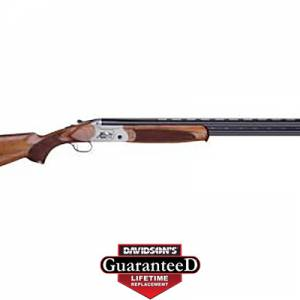 American Tactical Imports Model Cavalry Shotgun Over and Under 20 Gauge Blue