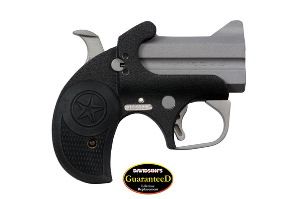 Bond Arms Model Backup Derringer Pistol Derringer 45AP Matte Stainless Steel