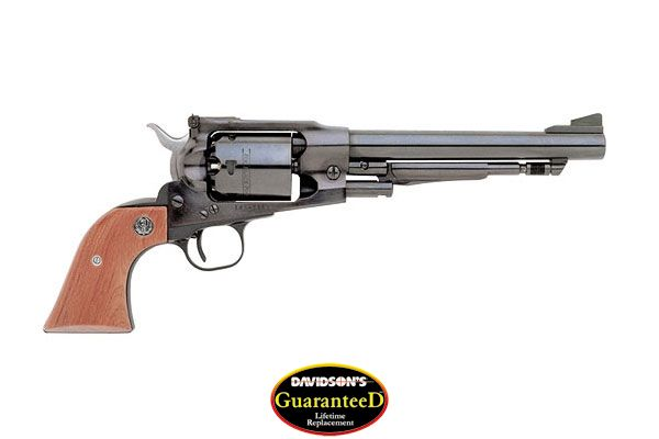 Ruger Model Old Army Revolver Single Action 45 Blkpwdr Blue