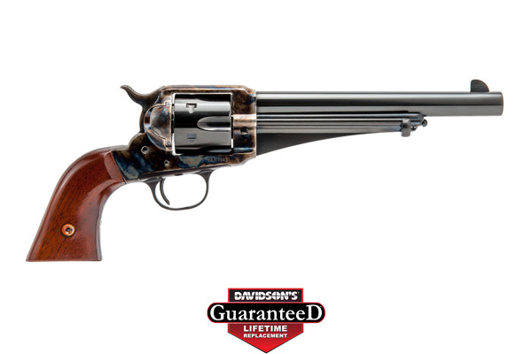 Cimarron Model 1875 Outlaw Revolver Single Action 45LC Blue