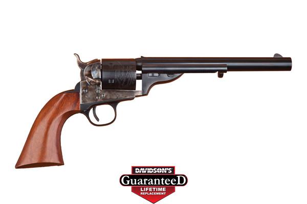 Cimarron Model 1872 Open Top Navy Revolver Single Action 38SP Blue