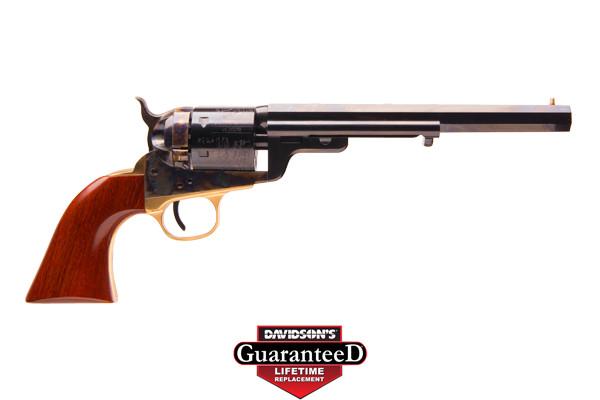 Cimarron Model 1851 Richards-Mason Revolver Single Action 38SP Blue