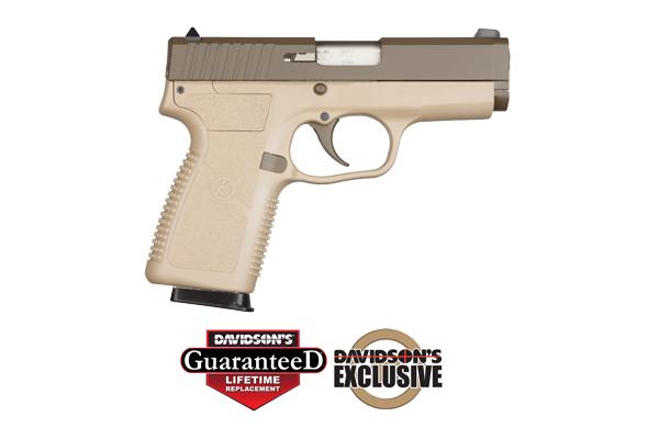 Kahr Arms Model CW9 Pistol Semi-Auto 9MM Patriot Brown Cerakote