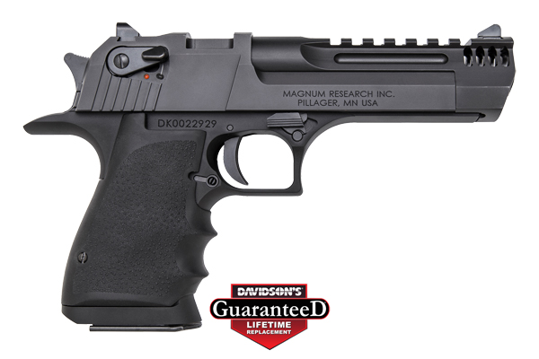 Magnum Research Model Desert Eagle Pistol Semi-Auto 50AE Black ...