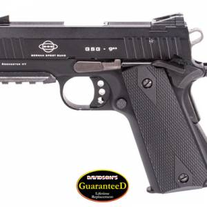 American Tactical Imports Model GSG-922 Pistol Semi-Auto 22LR Blue