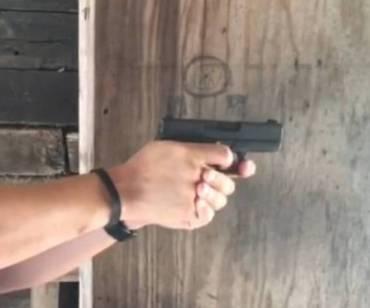 Glock 43 – Slo-Mo
