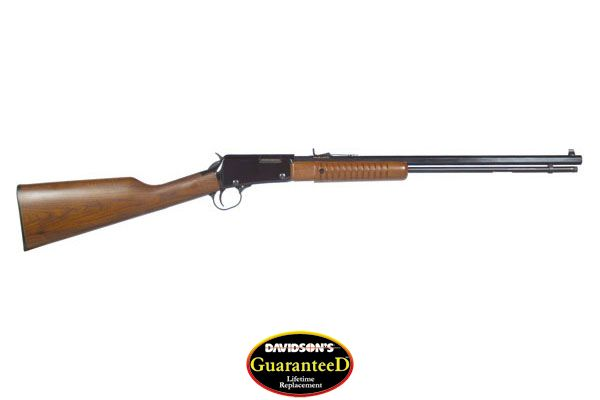 Henry Repeating Arms Model Henry Pump Rifle Pump Action 22M Blue