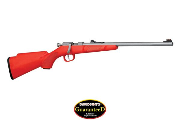 Henry Repeating Arms Model Mini Bolt Rifle Single Shot 22LR Satin Stainless Steel