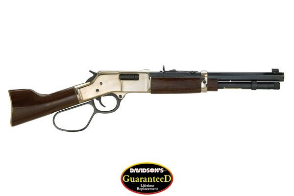 Henry Repeating Arms Model Big Boy Mares Leg Pistol Lever Action 45LC Blue Barrel/ Hardened Brass Receiver