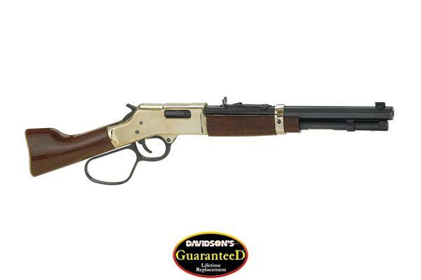 Henry Repeating Arms Model Big Boy Mares Leg Pistol Lever Action 357 Blue Barrel/ Hardened Brass Receiver