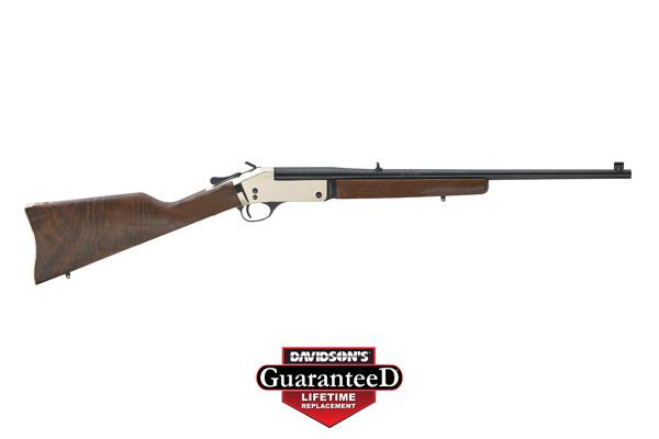Henry Repeating Arms Model Henry Singleshot Rifle Single Shot 44M Polished Blue
