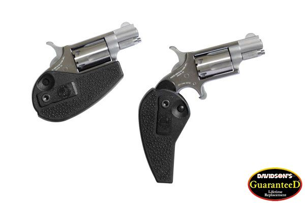 North American Arms Model Mini-Revolver Revolver Single Action 22LR  Stainless Steel