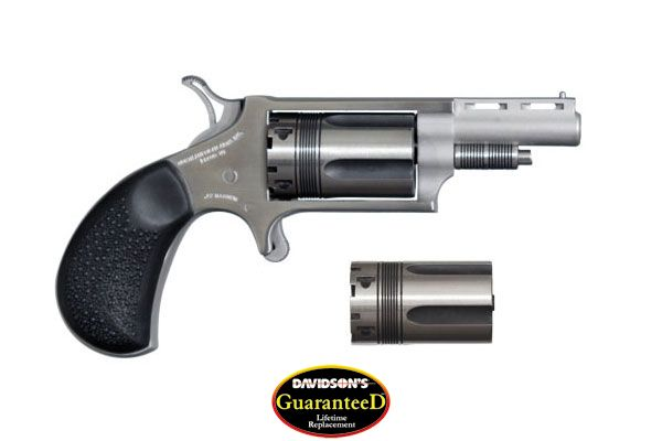 North American Arms Model Mini-Revolver Wasp Revolver Single Action  22LR|22M Stainless Steel