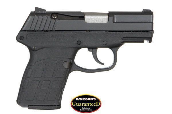Kel-Tec Model PF-9 Pistol Semi-Auto 9MM Blue