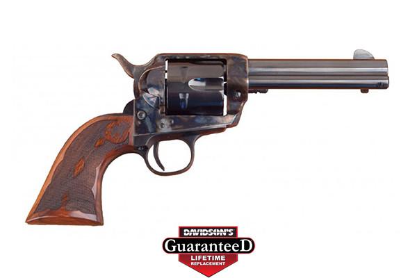 Cimarron Model Eliminator Revolver Single Action 357 Blue