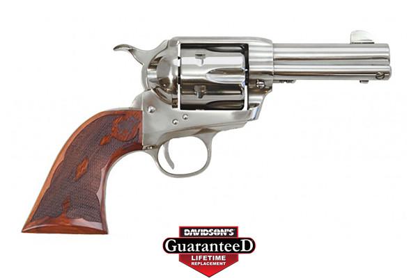 Cimarron Model Eliminator Revolver Single Action 45LC Stainless Steel