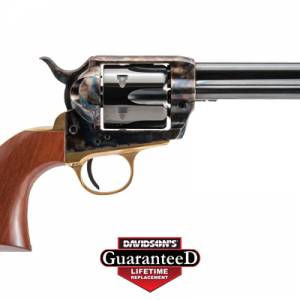 Cimarron Model Frontier Pre-War Frame Revolver Single Action 45LC Blue
