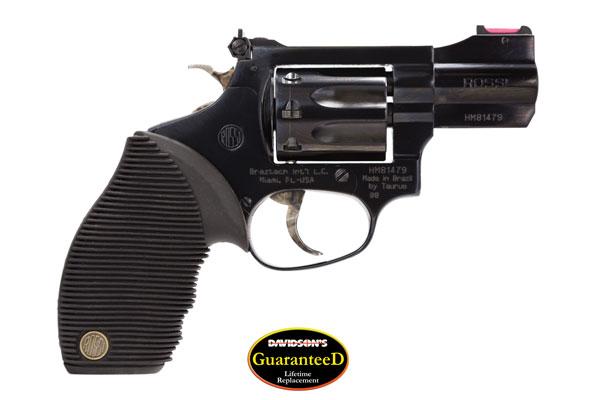 BrazTech Model Plinker Revolver Double Action 22LR Blue